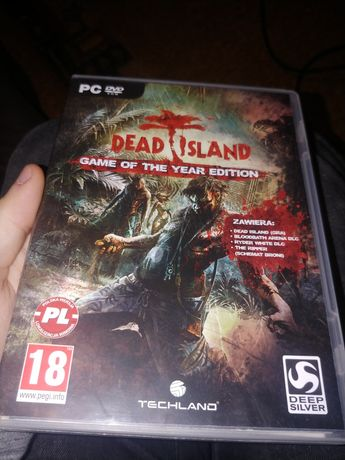 PC Dead Island Game of the Year