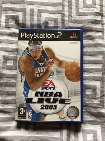 NBA Live 2005 PS2 Play stastion 2 gra stan idealny