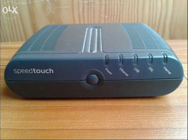 Modem / Router Thomson Speed Touch 536 - V6
