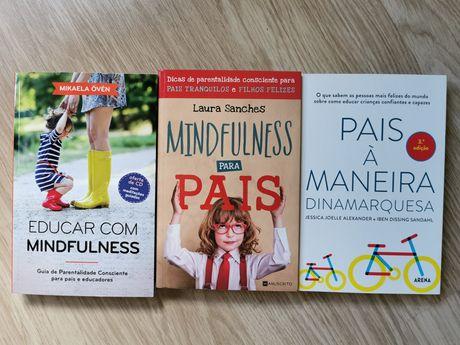 Pack livros Parentalidade - Mindfulness