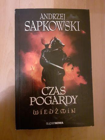 Czas pogardy Andrzej Sapkowski