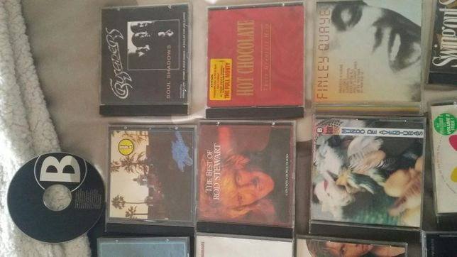 Cds de musica vários clássicos (Rod Stewart, bryan adams, eagles, etc)