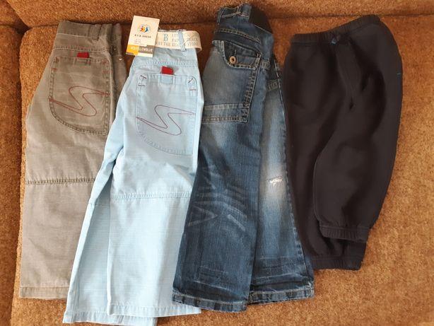 Брюки, джинсы + подарок 98-104 р.