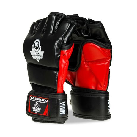 Rękawice do MMA - NA WOREK - BUSHIDO - E1V3