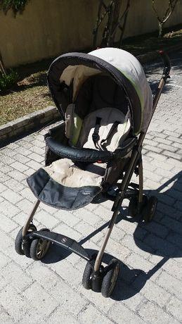 Carro trio bebé bebecar vogue