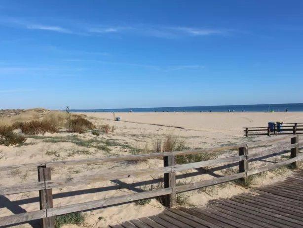 Aluga-se T3 Praia da Manta Rota Vila Nova de Cacela - imagem 1