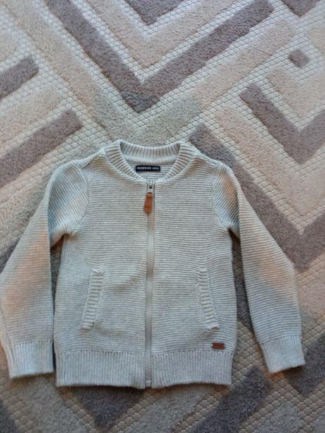 Nowy sweter Reserved dla chłopca r. 86 - na jesień
