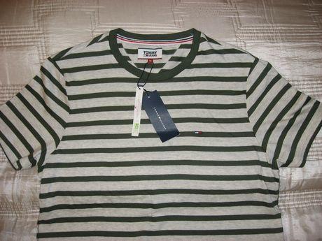 NOWA (z metkami) Męska koszulka bawełniana t-shirt M