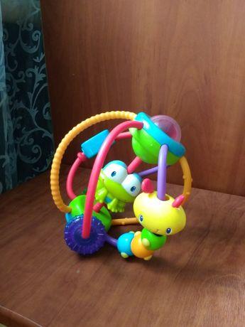 Развивающая игрушка карусель Bright start