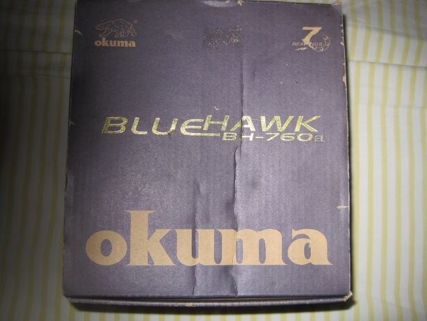 Carreto de pesca Okuma