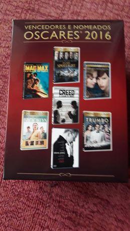 DVD Vencedores e Nomeados dos Oscares 2016