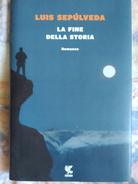 Luís Sepúlveda - La fine della storia - Romance em Italiano
