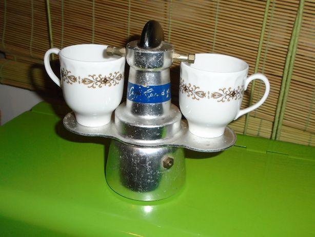 máquina de café italiana