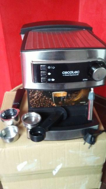 expres do kawy cecotec