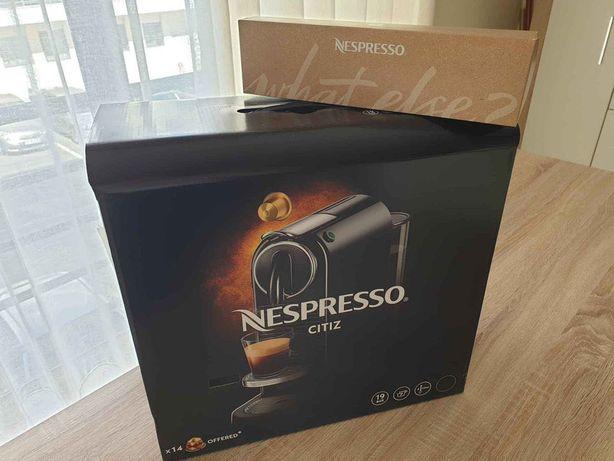 Nespresso Citiz Preta, nova a estrear com 2 anos garantia