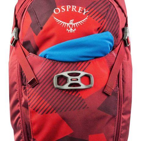 Оригинальный Велосипедный Рюкзак Osprey Siskin 12 O/S Molten red