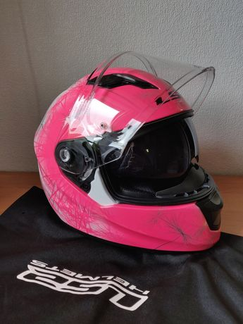 LS2 FF320 Stream L Мото шлем