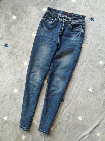 Мом джинсы штаны джинсовые мам