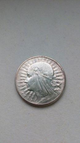 10 zl 1932 Babka bzm moneta srebro kolekcja