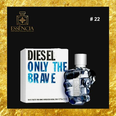 """Perfume Diesel """"only the brave"""""""