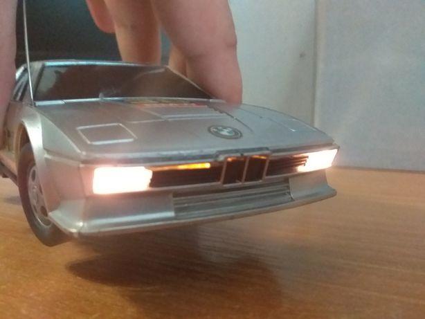 BMW M1 на радио управлении