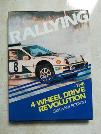 "Livro ""Rallying- the 4 wheel drive revolution"""
