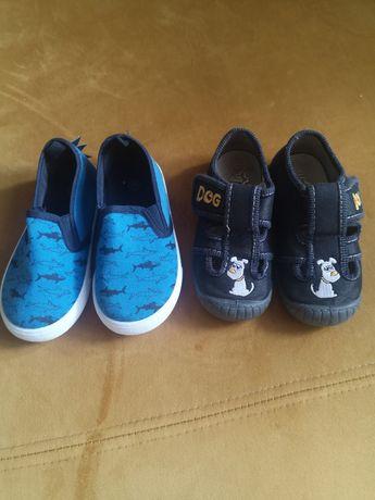 Buciki, buty, ciapy dziecięce dla chlopca