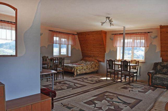 Карпаты. Отдых. Семейный номер с видом на Горы. Экскурсии.