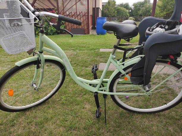 Rower Damski Indiana sporadycznie używany jak nowy