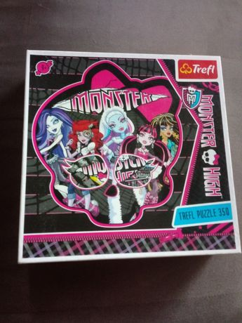 Puzzle Trefl 350 Monster High