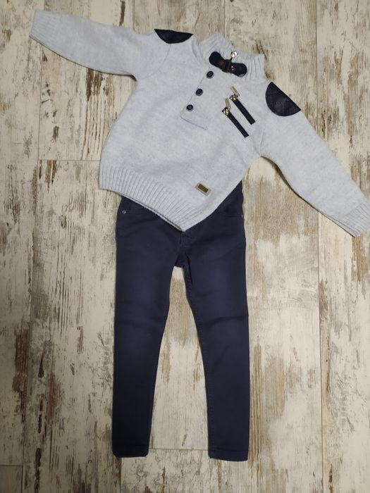 Теплая кофта и джинсы Днепр - изображение 1