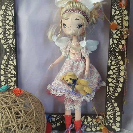 Куколка Ангелочек
