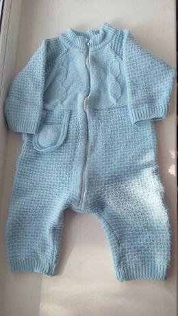 Детский костюм (комбинезон, песочник) 74 размер.