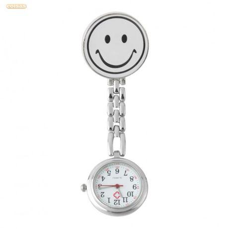 LU114 RU111 Relógio Enfermeira ou Auxiliar hospitalar Farda Bata