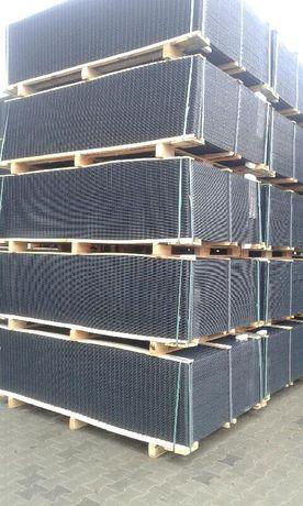 Panele/Panel/Słupek/Słupki ogrodzeniowy fi 4mm 1,23m ocynk + kolor