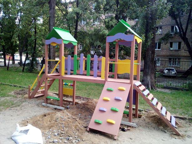 Акция !!! Детские площадки Горки Домики Качели