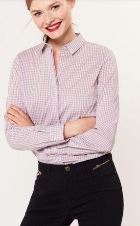 Mohito taliowana koszula roz M