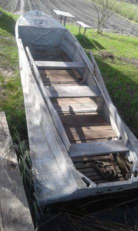 Лодка казанка ..