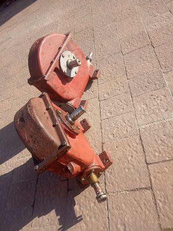 Przekładnia ślimakowa, kątowa motoreduktor