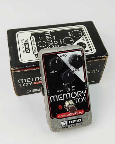 Memory Toy, Mooer Reecho e Preamp 009