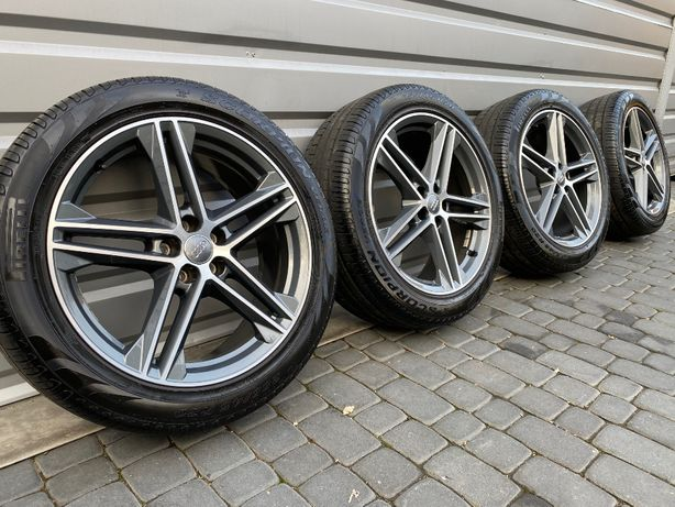 "Oryginalne Felgi Audi 20"" A4 A5 A6 A8 Q3 Q5 TT"