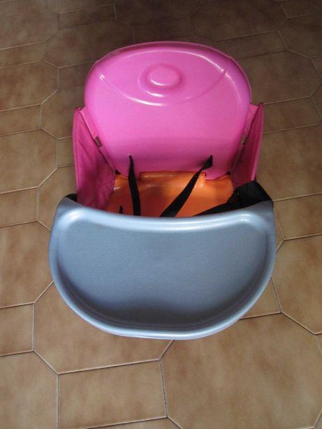 Cadeira de refeição portátil Bébé