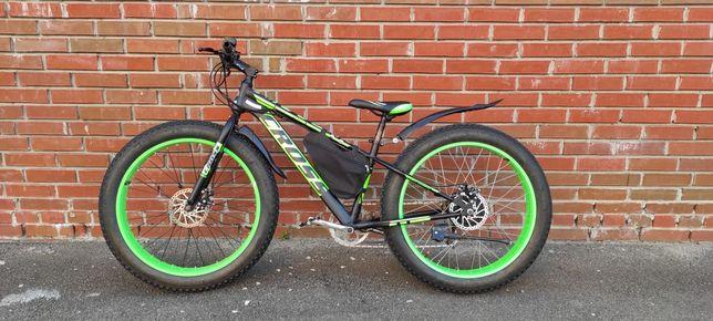 Электровелосипед фэт байк электро фэт 350 ватт 36v 10AH 26 х 4 колёса