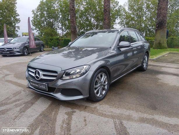 Mercedes-Benz C 200 d Avantgarde Aut.