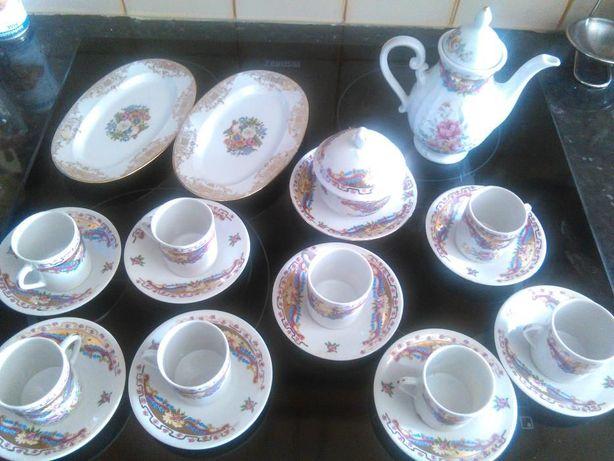 Seviço de café Limoges Original