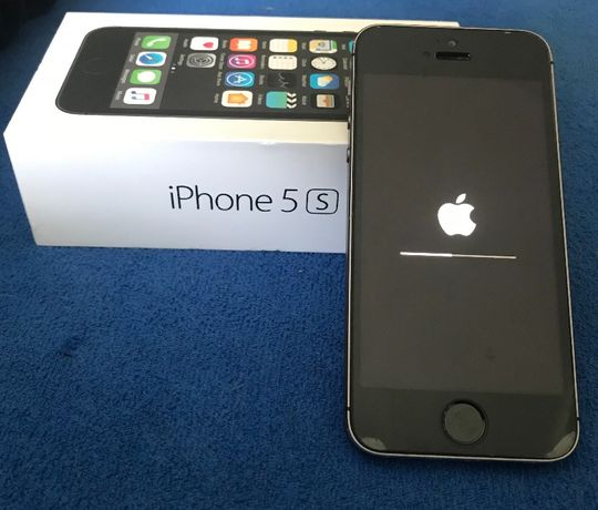 Iphone 5S czarny