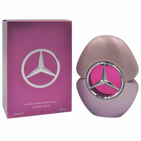 Perfumy   Mercedes Benz   For Women   60 ml   edp