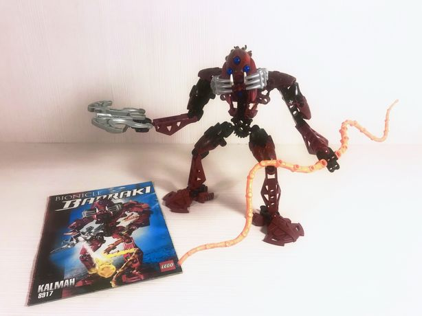 LEGO Bionicle 8917 - Kalmah - Лего Бионикл