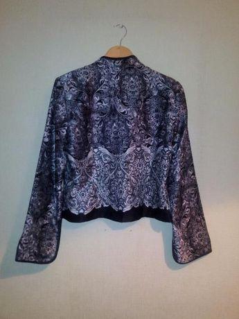 Нарядный жакет / блуза