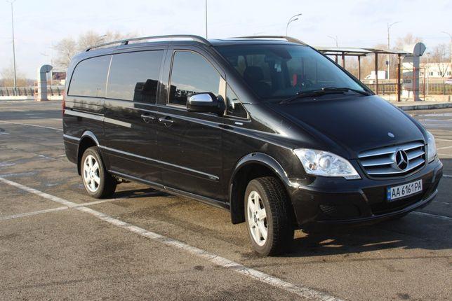 Пасажирські перевезення Mercedes-Benz Viano